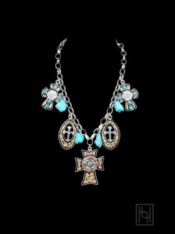 RimRock Classic Western Charm Necklace