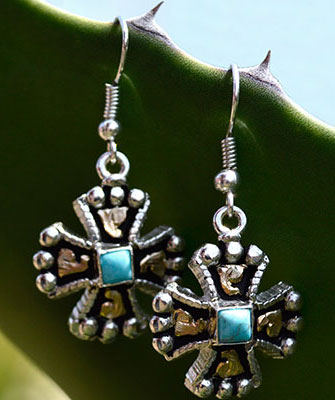 RimRock Turquoise Earrings